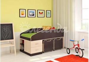 <span>Детская кровать</span> Легенда 8